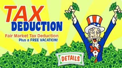 Fair Market Value Tax Deduction